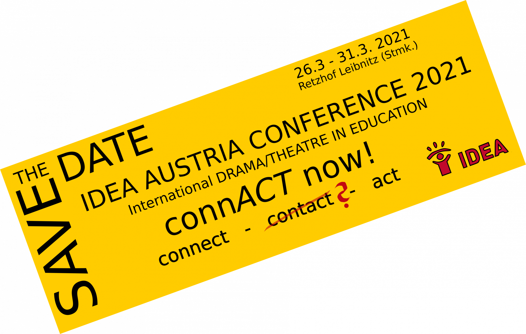 Save the date: IDEA Austria Conference 2021